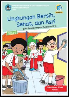 download gratis buku tematik kelas 1 tema 6