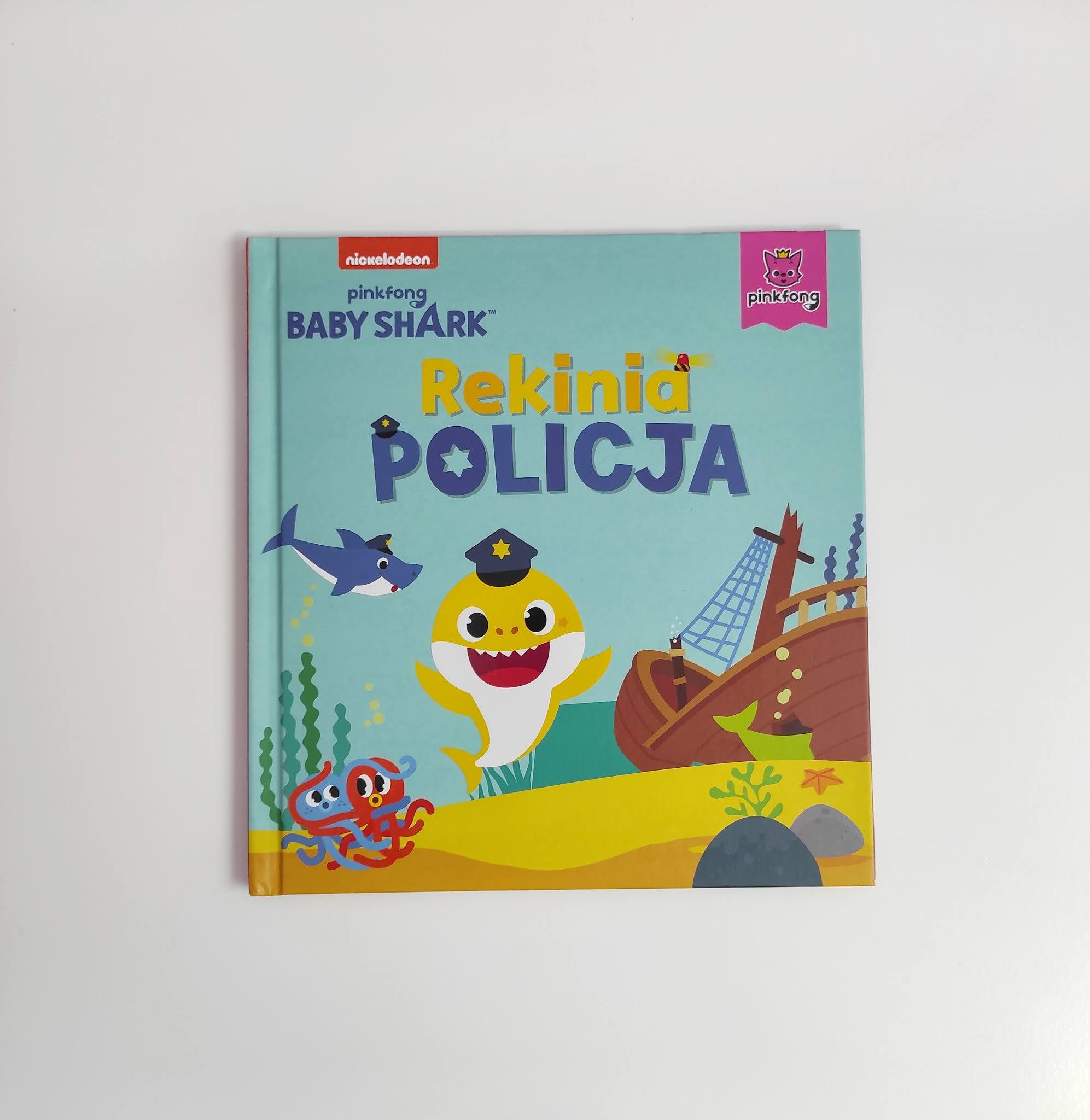 """""""Rekinia policja"""""""