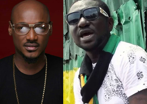 2face idibia has no talented