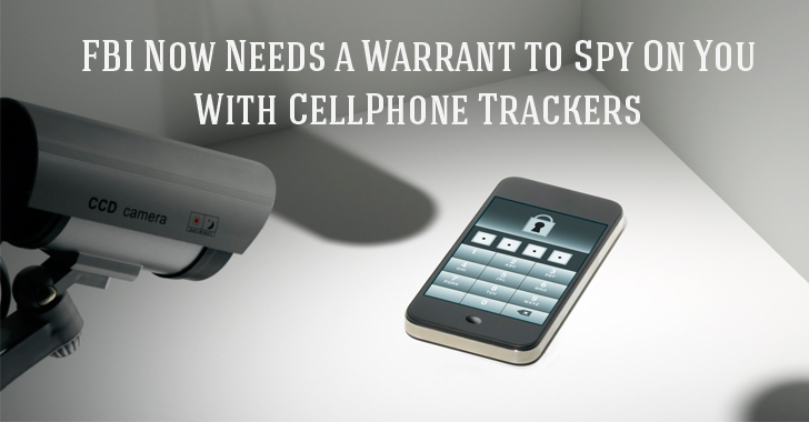 New Rules Require FBI to Get Warrant for Spying With 'Stingrays' Cell Phone Trackers