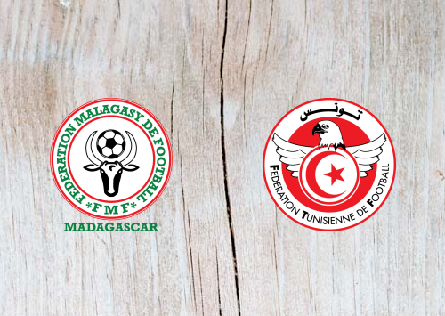 Madagascar vs Tunisia -Highlights 11 July 2019