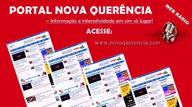 PORTAL NOVA QUERÊNCIA – Informação e interatividade em um só lugar!