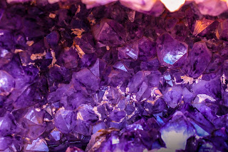 Purple Crystals
