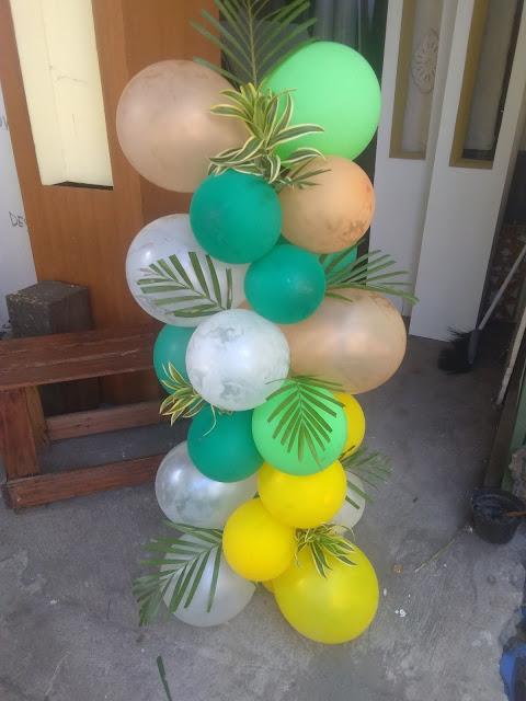 Tukang Balon Jogja