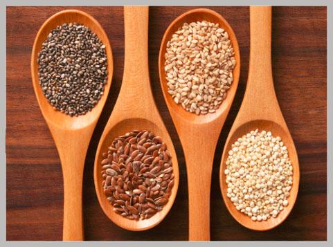 sementes que emagrecem