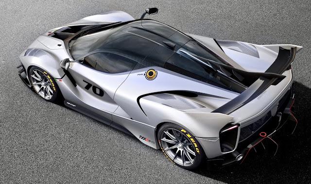 フェラーリ FXX-K Evo