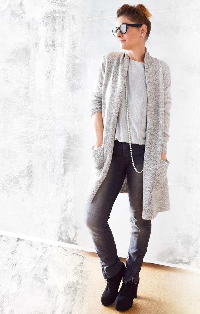 grau ist nicht gleich grau outfit die edelfabrik der 40 blog f r mode beauty reise und. Black Bedroom Furniture Sets. Home Design Ideas