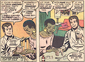 Peter Parker the Spectacular Spider-Man #1, Glory Grant