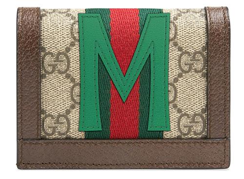 DIY Gucci wallet