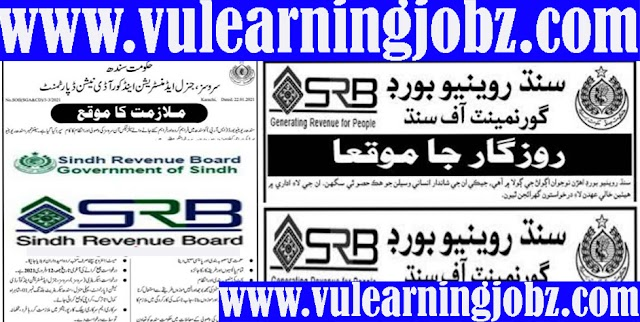 Latest Jobs Board Of Revenue SRB Service , General Administration & Coordination Department Jobs 2021
