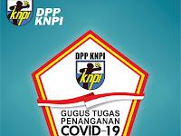 Hingga ke Lorong Kampung, DPP KNPI Bagikan Makanan Siap Saji, HandSan dan Program Sejuta Masker