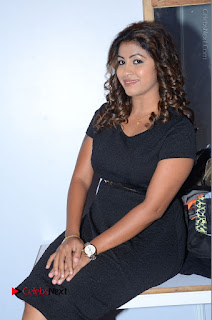 Tollywood Actress Geethanjali Thasya Latest Pos in Black Short Dress at Nanna Nenu Na Boyfriends Audio Launch  0035.JPG