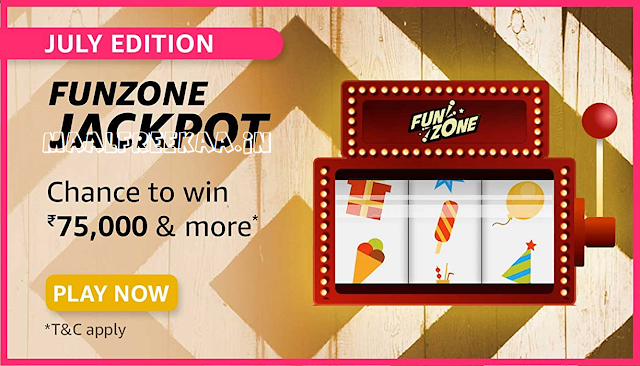 Hit The Jackpot And Win Prizes This Month