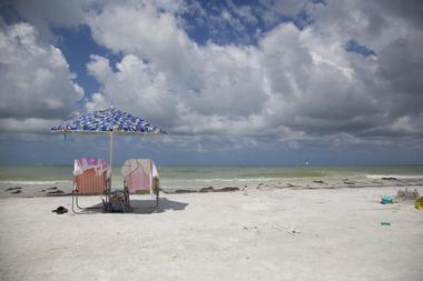 Honeymoon Island State Park Dog Beach