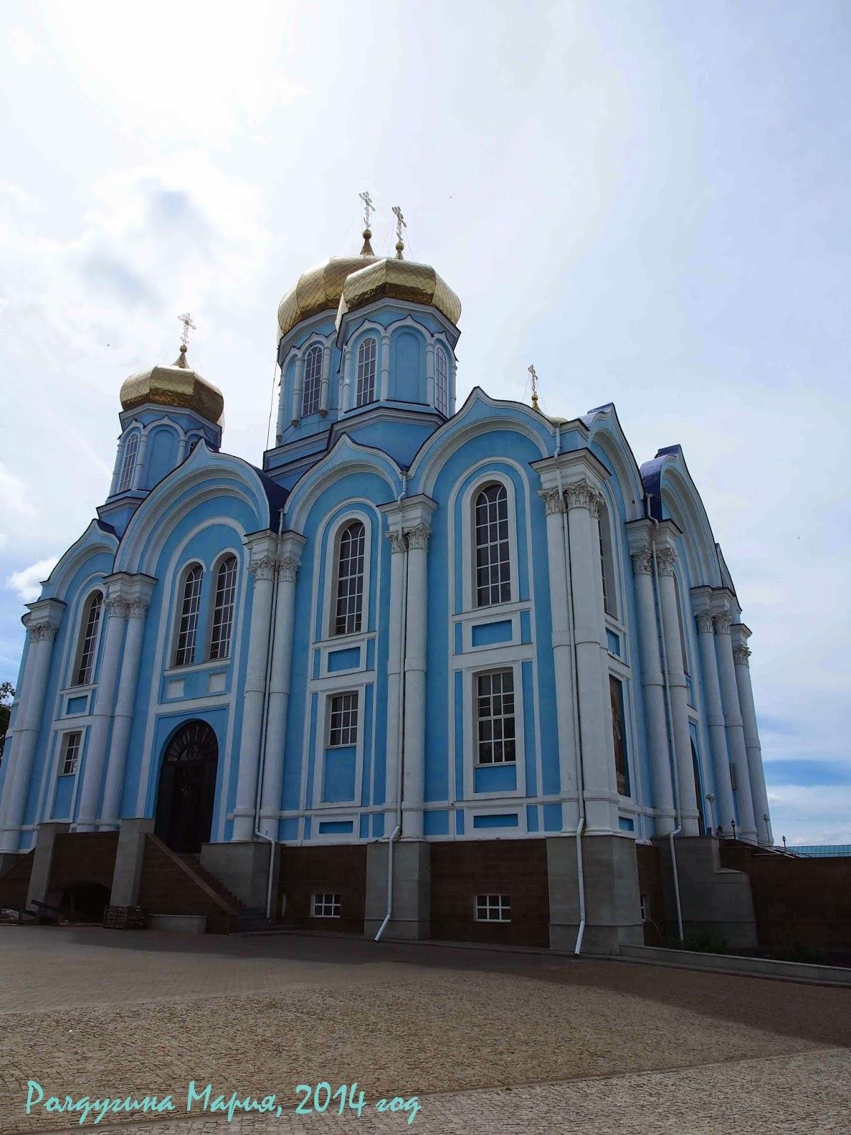Задонск собор