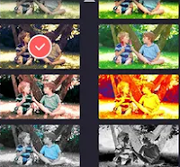 Kinemaster video color effects