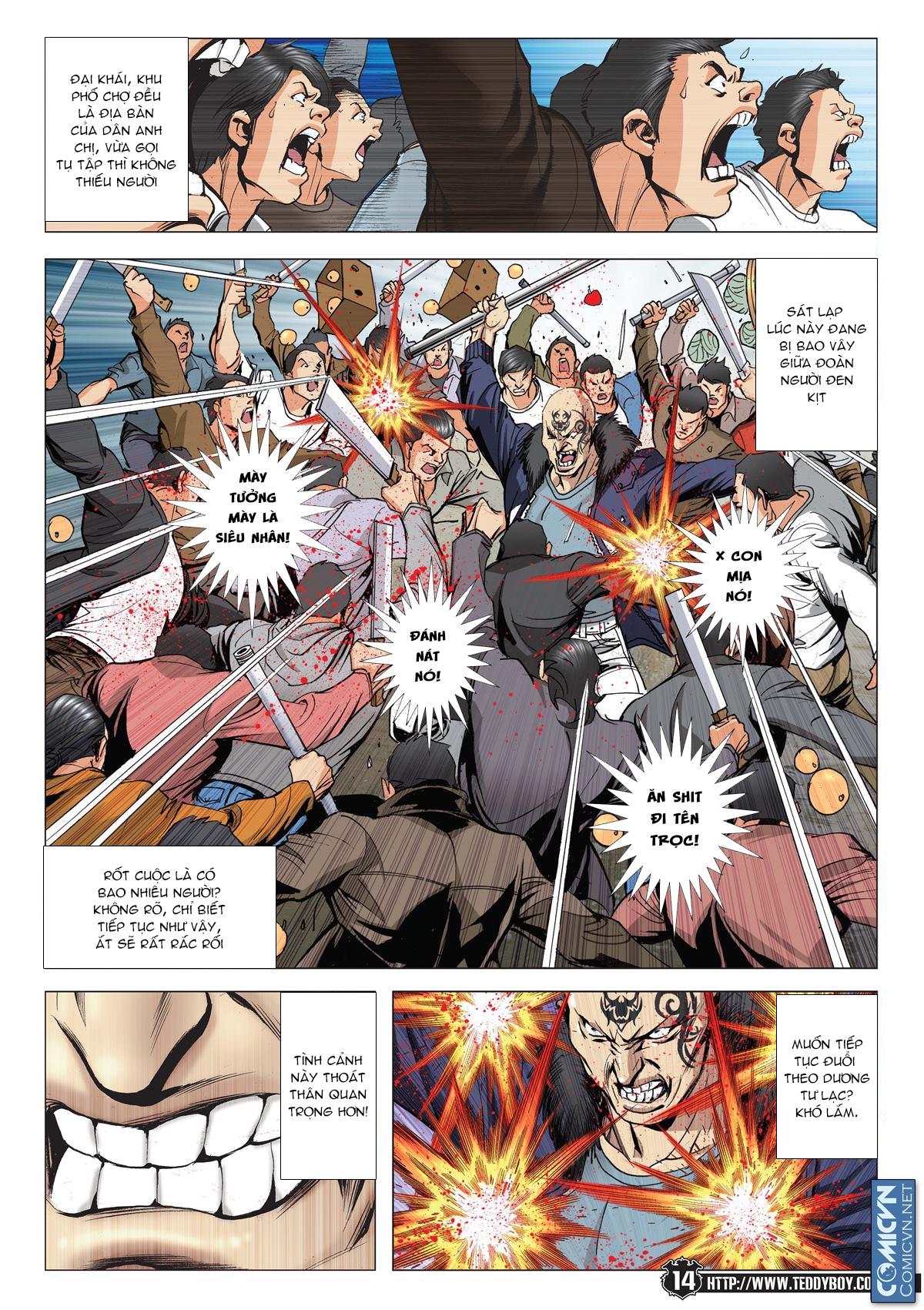 Người Trong Giang Hồ chap 2110 - Trang 13