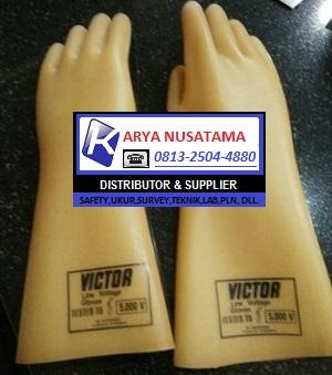 Jual Sarung Tangan Listrik 5kV di Demak