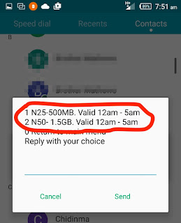 Airtel Scrapes Hourly Unlimited Night Plan, But You Can Now Get 1.5GB For Just N50