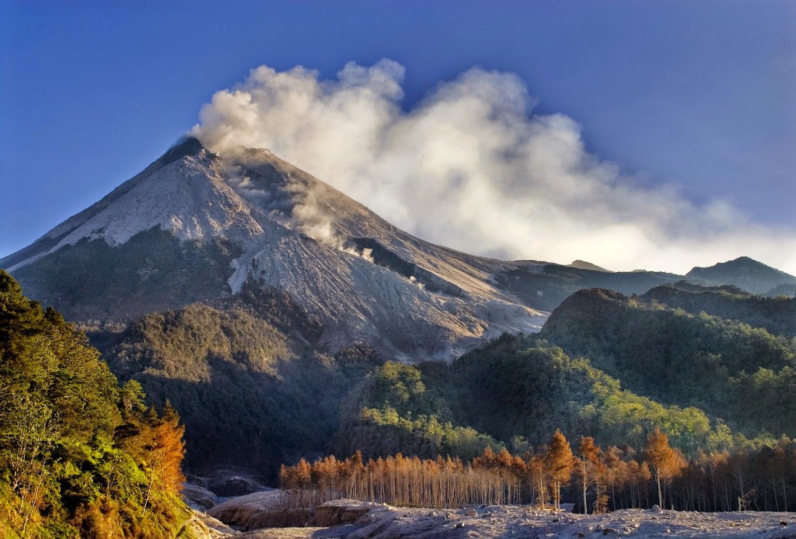 Rudy S Blog Gunung Berapi Indonesia Yang Paling Terkenal