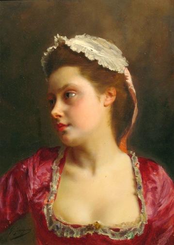 Gustave Jean Jacquet | Academic painter | Masterpiece of Art
