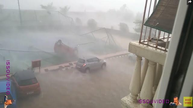 Cyclone Vardah  - india issouvideo