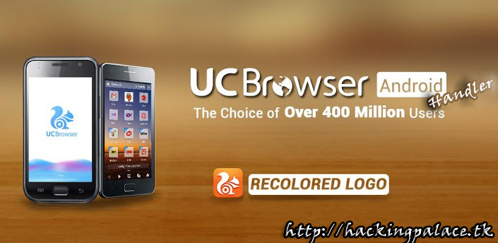UC Browser 8 6 Handler MOD HUI for Android [APK]