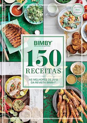 livro bimby 150 receitas as melhores de 2018