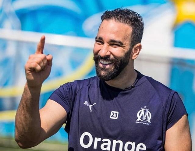 Adil Rami Mantan Pemain AC MIlan Dipecat Marseille - IGadilrami