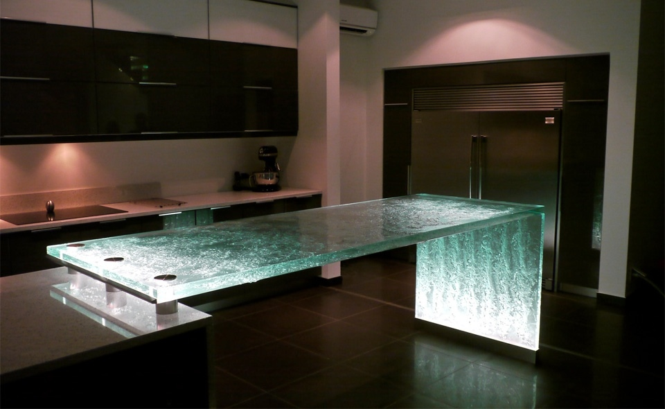 Textured-glass-countertop