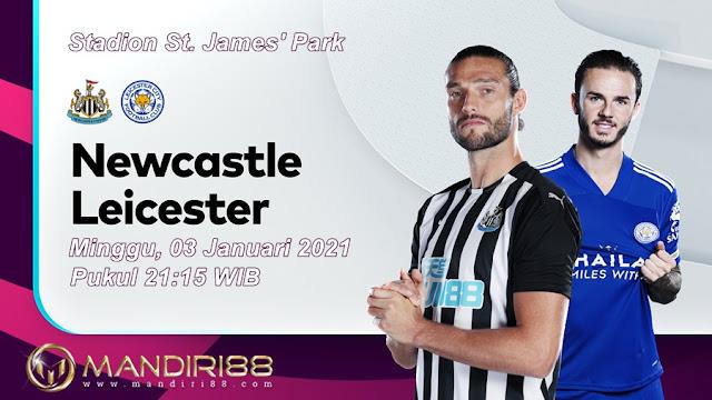 Prediksi Newcastle United Vs Leicester City