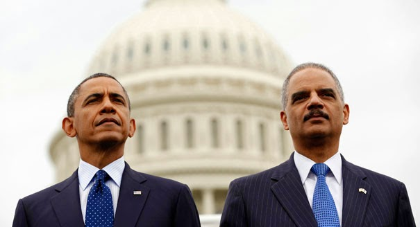 Barack Obama and Eric Holder exploit the secret FISA laws for personal financial gain