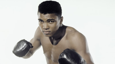 Lagenda Tinju Muhammad Ali Meninggal Dunia