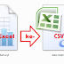 Cara Merubah File Excel ke CSV Pada Semua versi Excel 2007, 2010, 2013 dan 2016