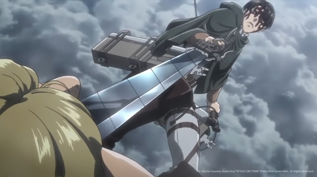 Attack on Titan Season 3 Episode 19 Sub Indo: Kebenaran Titan