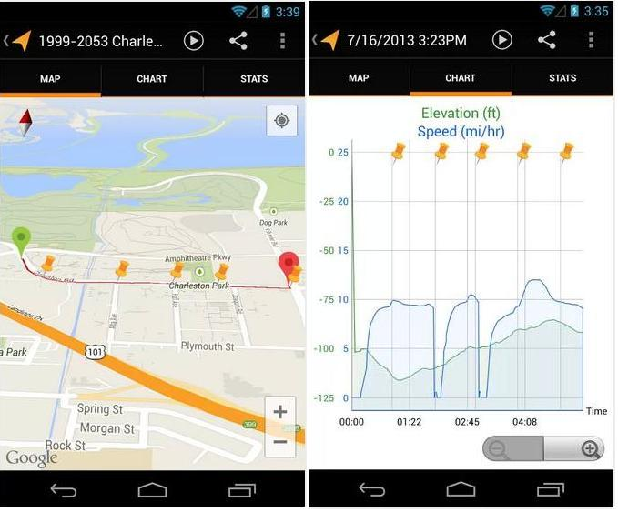 How To Track Your Path Real Time Using My Tracks App How To Uncle - Track my route on google maps