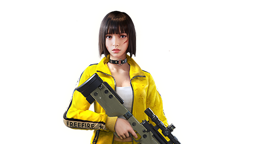 Baixar Renders Do Dimy Free Fire Png Kelly