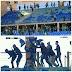 متابعة 24 متهما في حالة اعتقال و 35 اخرين في حالة سراح و احالة 9 قاصرين على الاحداث على خلفية اعمال الشغب بملعب مراكش