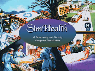 SimHealth - The National Health Care Simulation