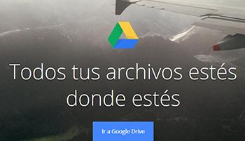 Crear cuenta e Iniciar sesion en Google Drive