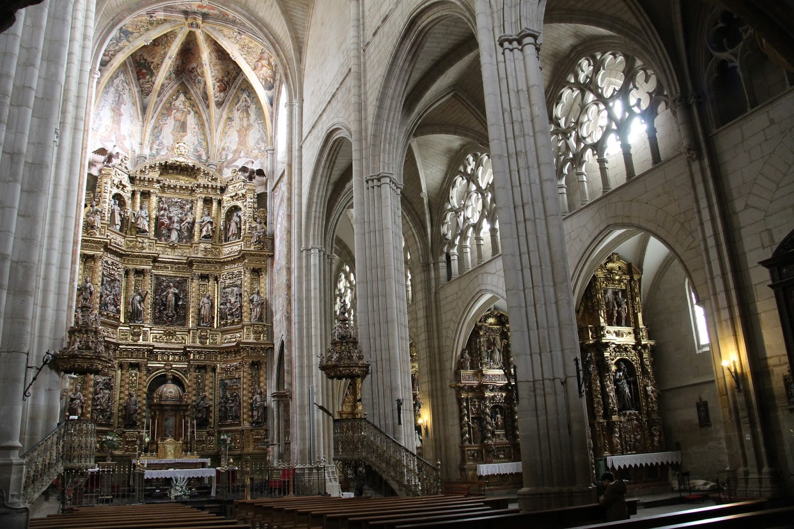 Resultado de imagen para iglesia de santa maria de viana navarra