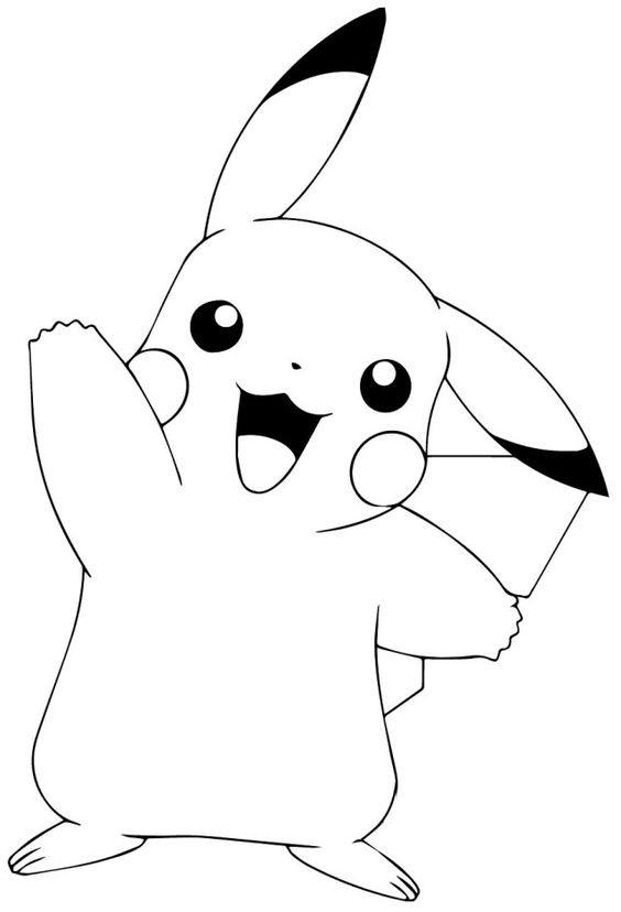 Tranh tô màu Pokemon 78