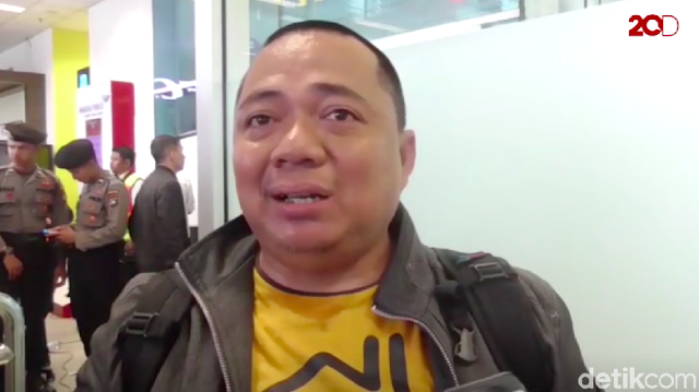 Kisah Sony yang Selamat dari Tragedi Lion Air JT 610