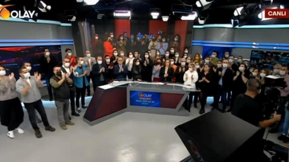 Τουρκία: Τηλεοπτικό κανάλι έκλεισε μετά από 26 ημέρες στον αέρα