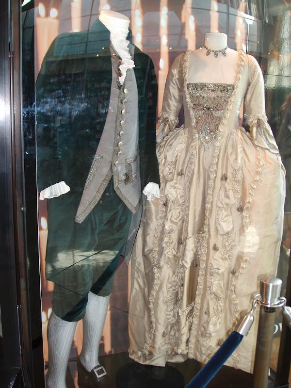 Duchess movie costumes