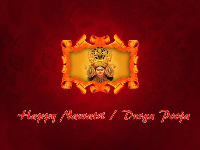 Maa Durga Images Wallpaper for Navratri Festival