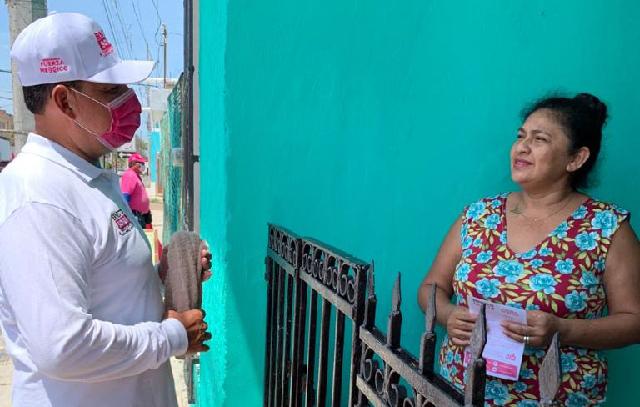 Es hora de transformar Yucatán y lo vamos a hacer desde el Congreso: Ernesto Sonda