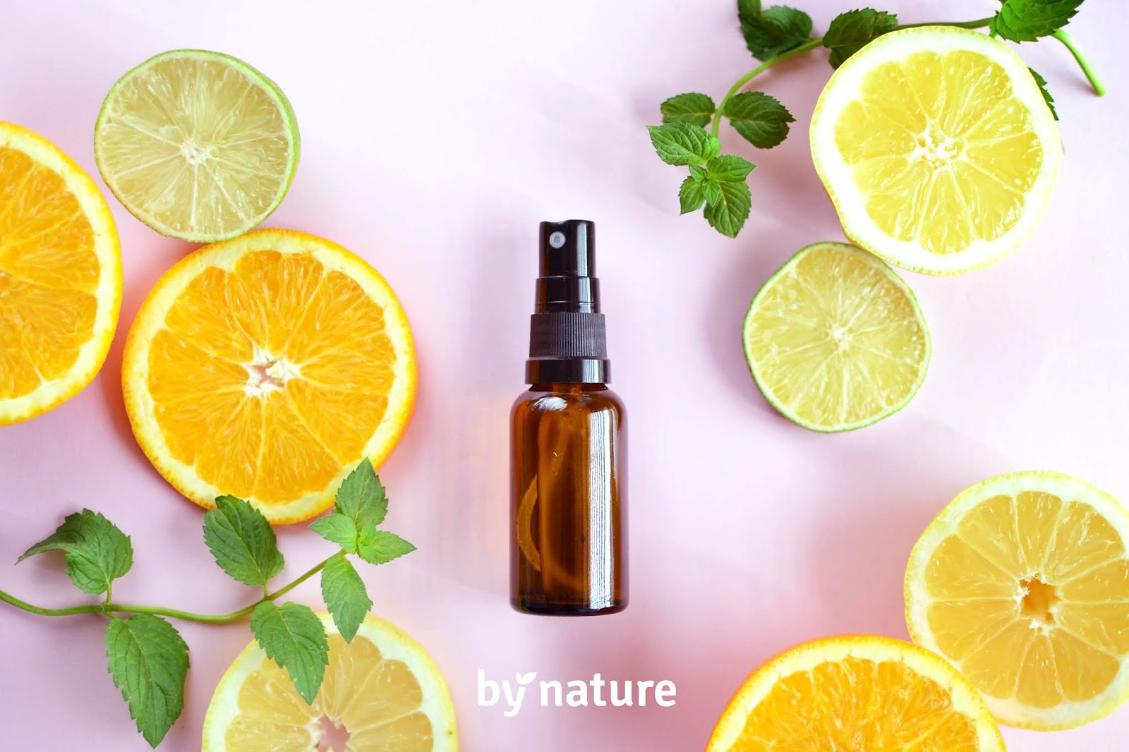 Naturalna mgiełka do ciała, twarzy i włosów By Nature