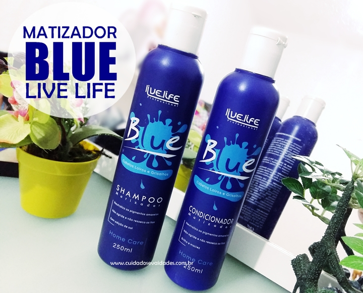 Matizador Blue Live Life