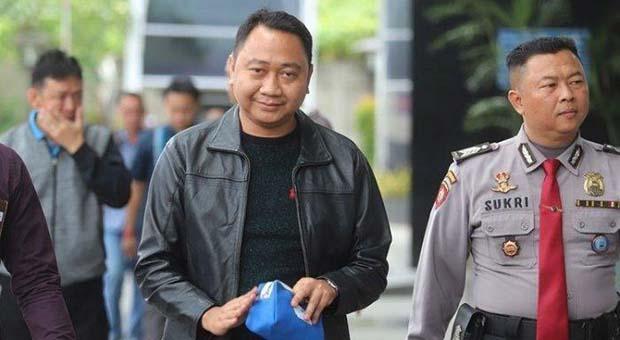 Bupati Lampung Utara Jadi Tersangka Kasus Suap Dinas PUPR & Perdagangan